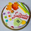 Торт «С Днём знаний!»