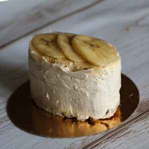 Банановый постный десерт 10 штук