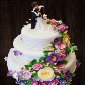 Торт «Первый поцелуй»